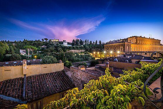 Ristorante Panoramico Firenze Centro Panorama Restaurant